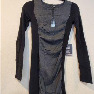 Mid thigh Express dress